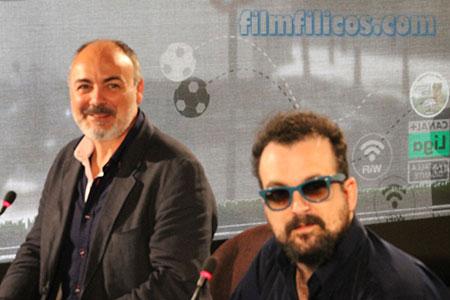Cinema Jove 2014 con Nacho Vigalondo