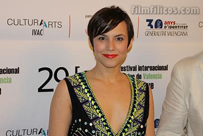 Cinema Jove 2014 - Gala de inauguración con la actriz Aura Garrido