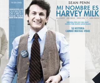 Critica película Mi nombre es Harvey Milk