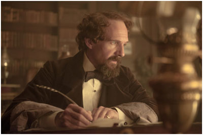 The Invisible Woman (La mujer invisible) dirijida y protagonizada por Ralph Fiennes