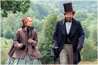 Crítica de la película The Invisible Woman (La mujer invisible)