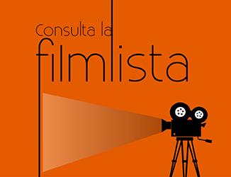 filmlista con todas las películas comentadas en filmfilicos