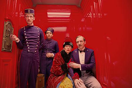 Critica película El Gran Hotel Budapest
