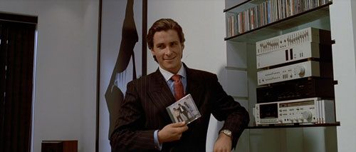 American psycho con christian bale