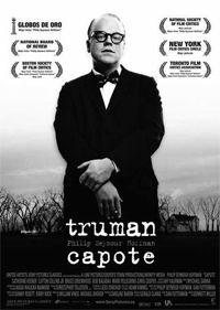 Truman Capote protagonizada por  Philip Seymour Hoffman