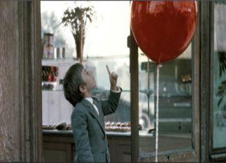 Película El globo rojo