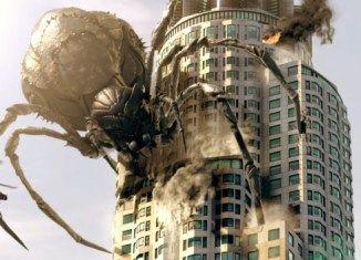 Crítica película Big ass spider nueva mierdipeli en filmfilicos el blog de cine
