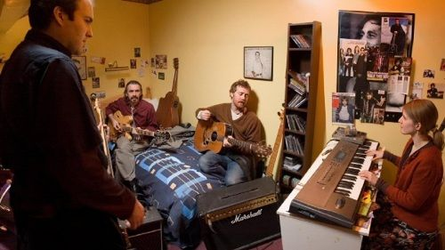 Crítica musical Once (Una vez) película de John Carney comentada en filmfilicos