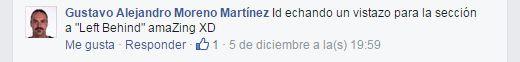 Comentario en facebook sobre temas de Mierdipelis
