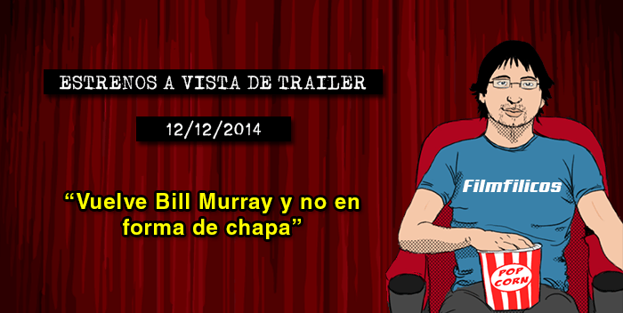 Estrenos de cine (12/12/2014)