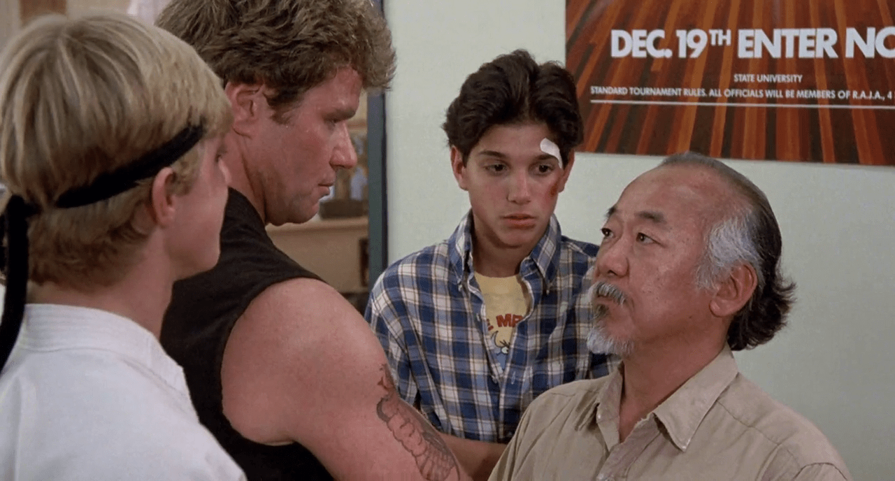 Karate Kid Bad Guy Quotes
