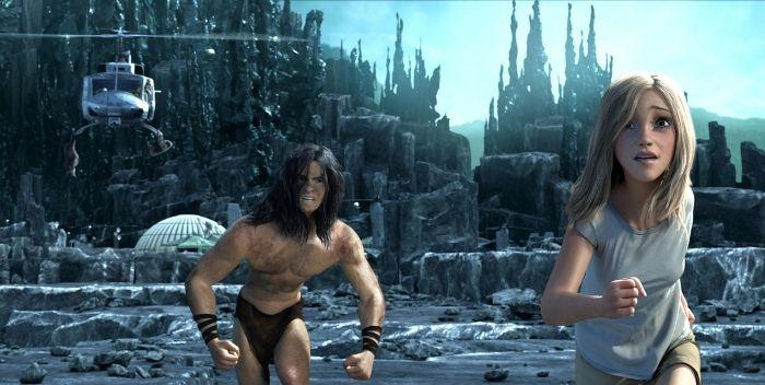 Crítica de la película de animación Tarzán (2013) en filmfilicos el blog de cine