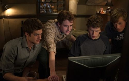 Crítica de la película La red social (the social network)