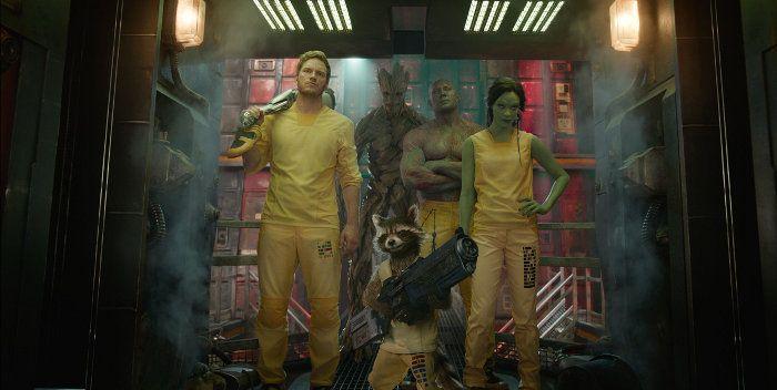 Crítica de la películas Guardianes de la galaxia nominada a los oscar 2015 en filmfilicos el blog de cine