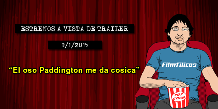 Estrenos de cine (9/1/2015)