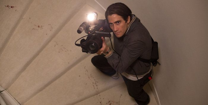 Crítica de la película Nightcrawler nominada en Los oscar 2015 por filmfilicos blog de cine