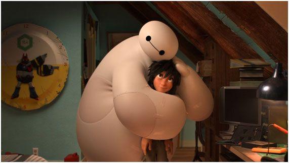 Crítica de la película Big Hero 6 de Disney en filmfilicos el blog de cine