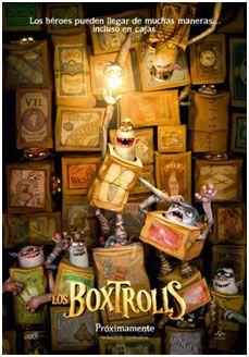 Crítica película Los Boxtrolls en filmfilicos el blog de cine