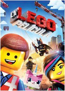 Póster de la LEGO película comentada en filmfilicos el blog de cine