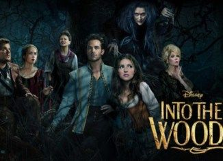 Crítica película Into the woods nominada en los Oscars 2015