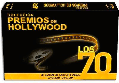 Premio Pack 5 DVDs Oscars 70