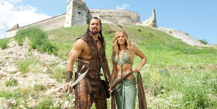Crítica de la mierdipeli El rey escorpión 4 en filmfilicos el blog de cine