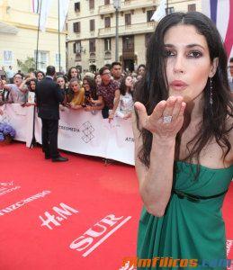 Nerea Barros en el 18 Festival de Málaga y te lo cuenta filmfilicos el blog de cine