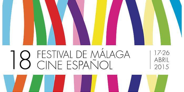 Cartel 18 Festival Malaga 2015 Cine Español en filmfilicos el blog de cine