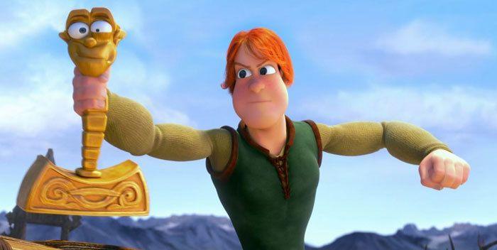Crítica de la mierdipeli La leyenda del martillo mágico Thor en filmfilicos el blog de cine