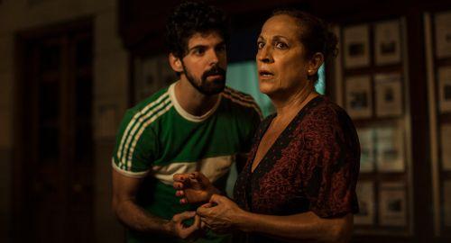 Película Hablar en el 18 Festival de Málaga. Cine español