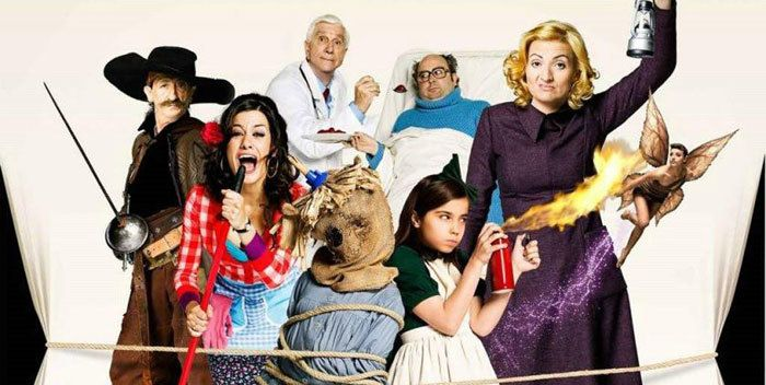 Crítica de la película Spanish movie en filmfilicos el blog de cine