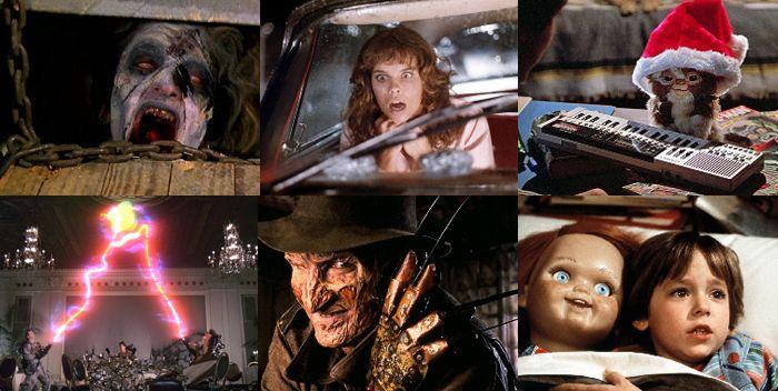Cult fiction: Humor y Terror de los 80 en Cinema Jove 2015