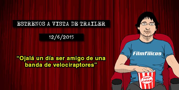 Estrenos de cine (12/06/2015)