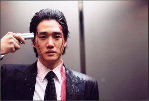 Película koreana Old Boy