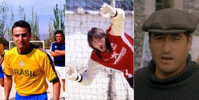 3 películas españolas de futbol