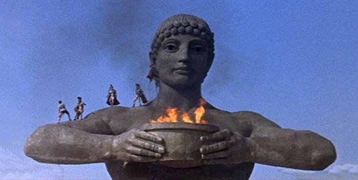 Crítica de El coloso de Rodas (1961), de Sergio Leone