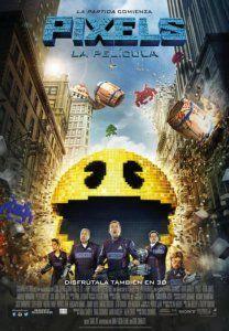 Poster de la pelicula Pixels