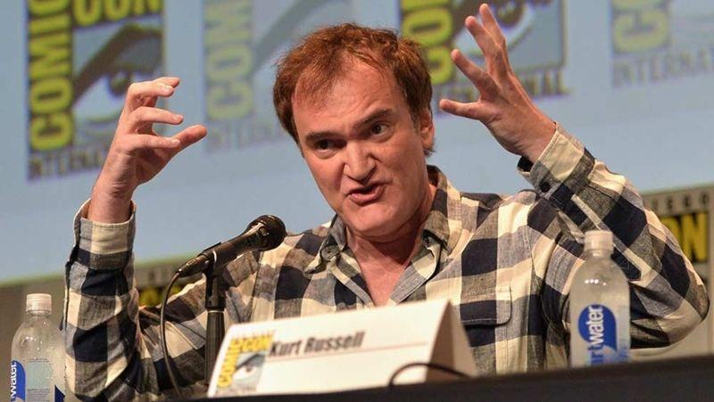 Tarantino Comic Con - filmfilicos blog de cine