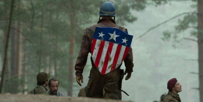 Crítica película Capitan America: El primer vengador