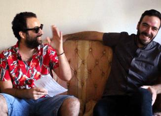 Entrevista Josema Roig - Cinema Jove 2015