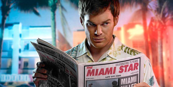 Dexter podría volver a Showtime