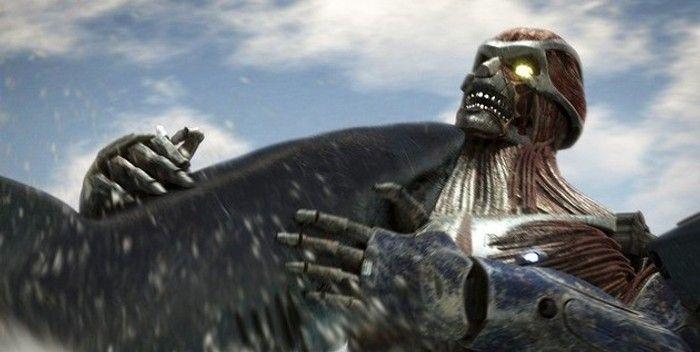 Crítica película Mega Shark vs. Kolossus