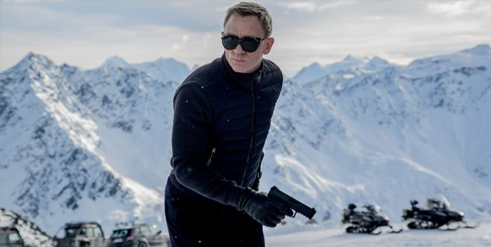 Critica de Spectre (James Bond 24), de Sam Mendes 1