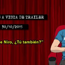 Estrenos de cine (30/10/2015)