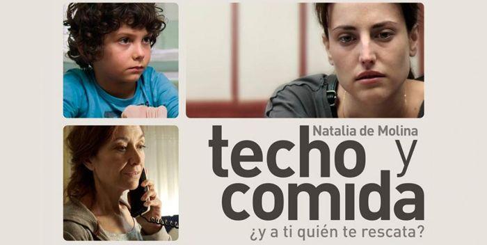 Crítica película Techo y comida de Juan Miguel del Castillo