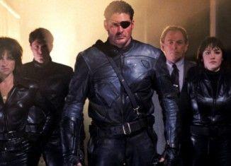 Nick Furia: Agente de S.H.I.EL.D, o Nick Fury: Agent of Shield, AKA Objetivo Manhattan
