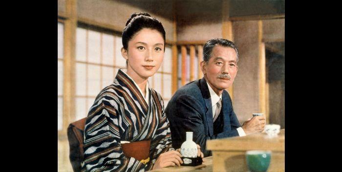Crtica El sabor del sake 1962 Yasujiro Ozu