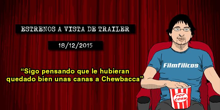 Estrenos cine (18/12/2015)