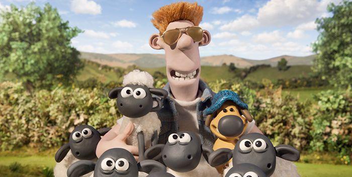 Crítica película La oveja Shaun