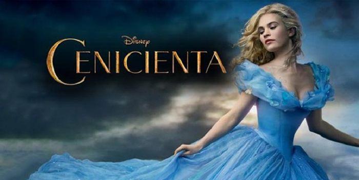 Cenicienta - Crítica de la película - Oscars 2016